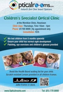 Eye test for children