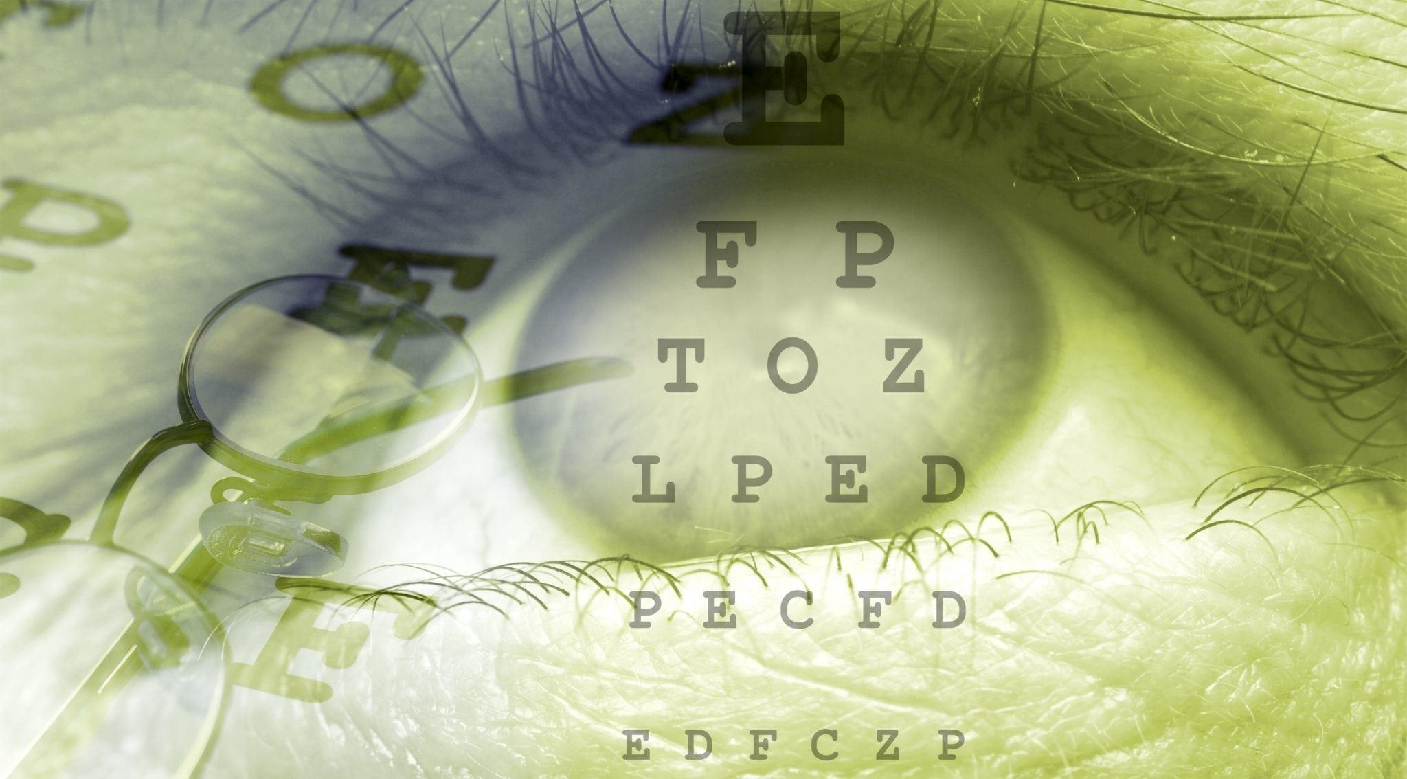 Eyesight Test For Driving License