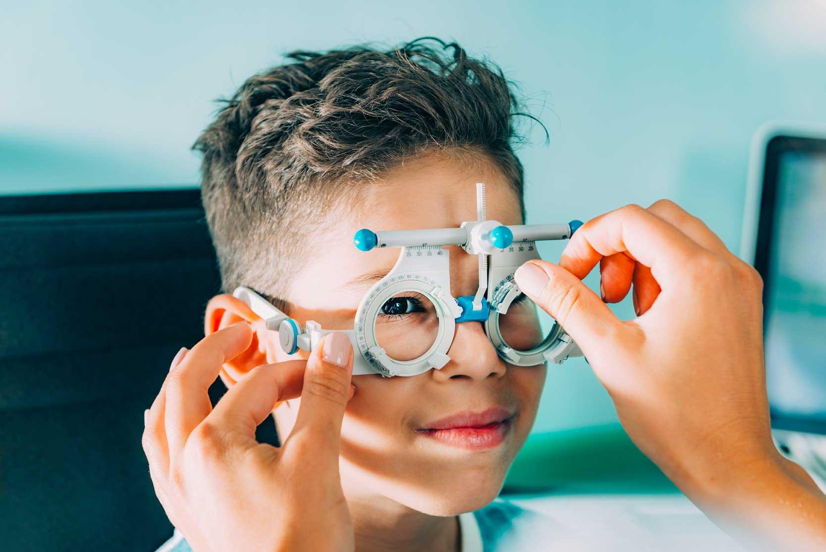 Eye Test for Children in Ireland