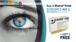 Nutrof Total 3 for 2 offer