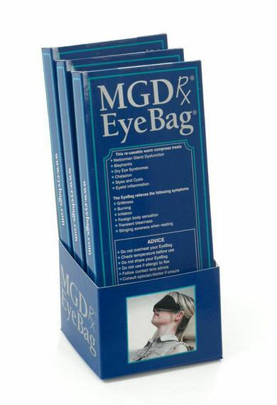 EyeBag Treatment for Dry Eyes & Meibomian Gland Dysfunction