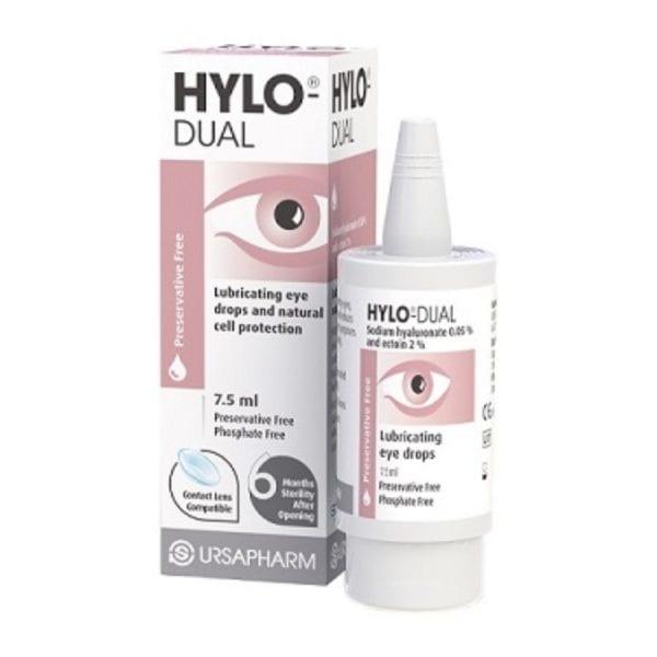 HyloDual Eye Drops