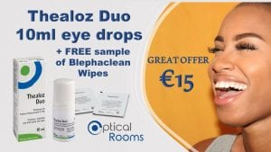 Option 1 Dry Eye pack