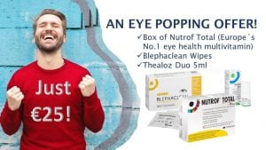 Option 2 Dry Eye pack