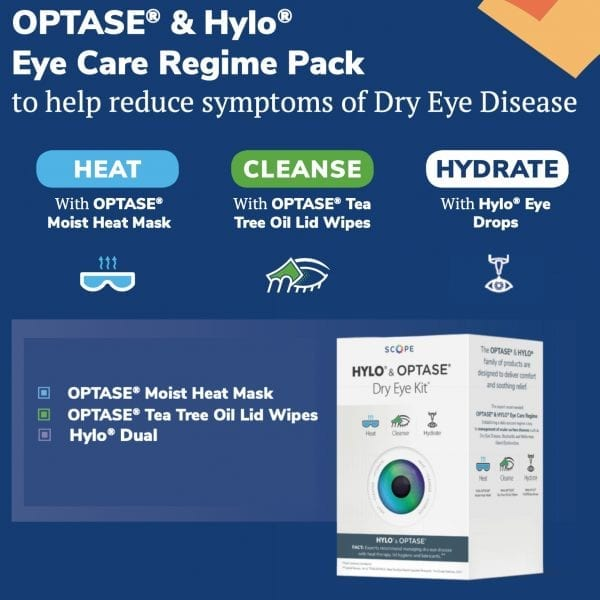 Optase & Hylo offer